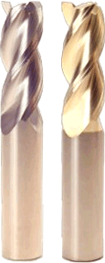 Carbide Spoon Mills 45° Helix
