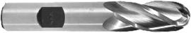 HTC Quinco 4 & 6 Flute Ball End M-42 Cobalt