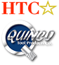 HTC - Quinco Cobalt Non-Center Cutting Roughers