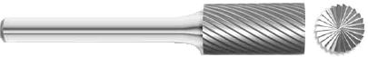 Carbide SB Cylindrical End Cut Burrs